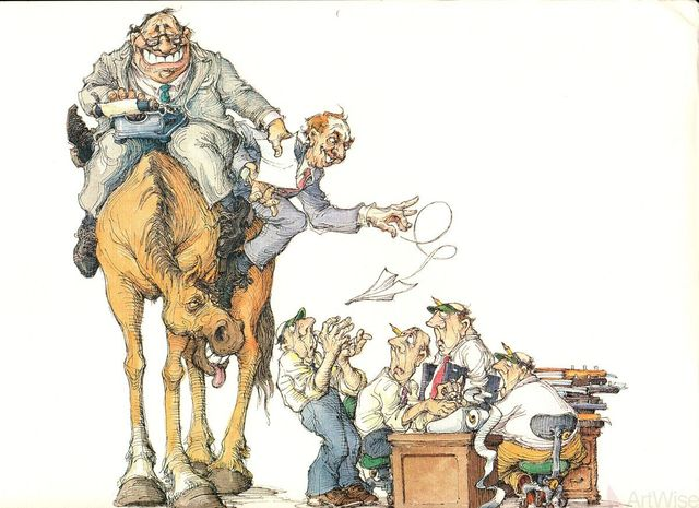 , 'High Horse,' 1985, ArtWise