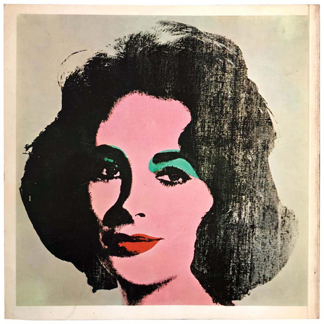 Andy Warhol, 'Andy Warhol Tate Gallery Catalog 1971, Marilyn and Liz Cover', 1971, Lot 180