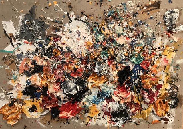 , 'OCHER XXII,' 2017, Aurora Vigil-Escalera Art Gallery