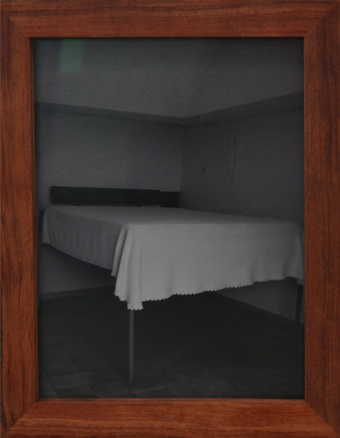 , 'Modernist Architecture #1_Corbusier Bed,' 2014, Tatjana Pieters
