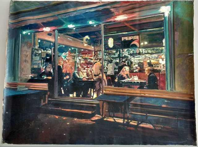 , 'Dutch Bar,' , Inn Gallery