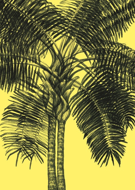 , 'Palm Tree Session 6,' 2017, PPC Philipp Pflug Contemporary