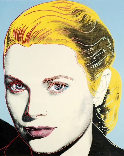 Andy Warhol, 'Grace Kelly II.305', 1985, Hamilton-Selway Fine Art