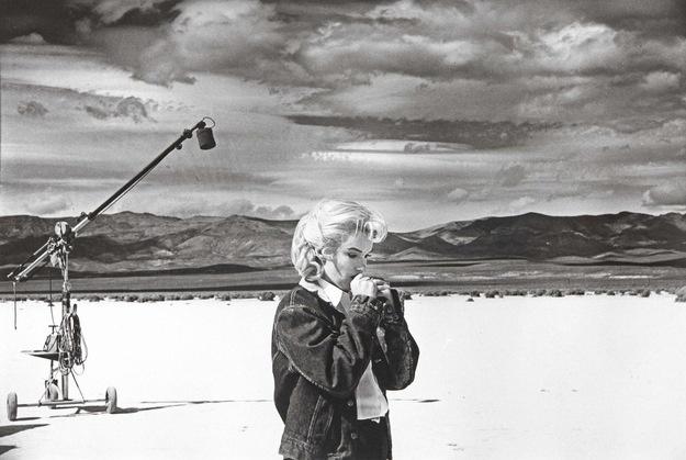 , 'Marilyn Monroe,' , Milk Gallery