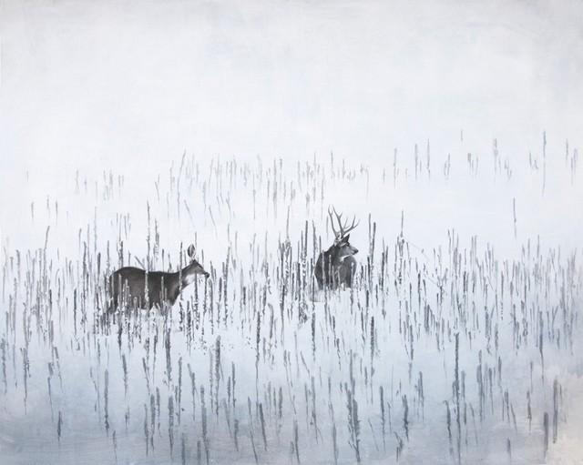 , 'January Deer,' 2014, Gallery 1261