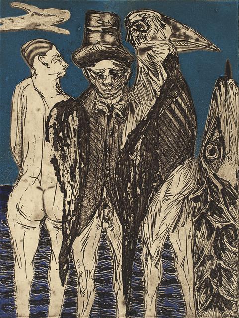 Carlos Fragoso, 'Fire Island Weekend', 2012, Jason McCoy Gallery