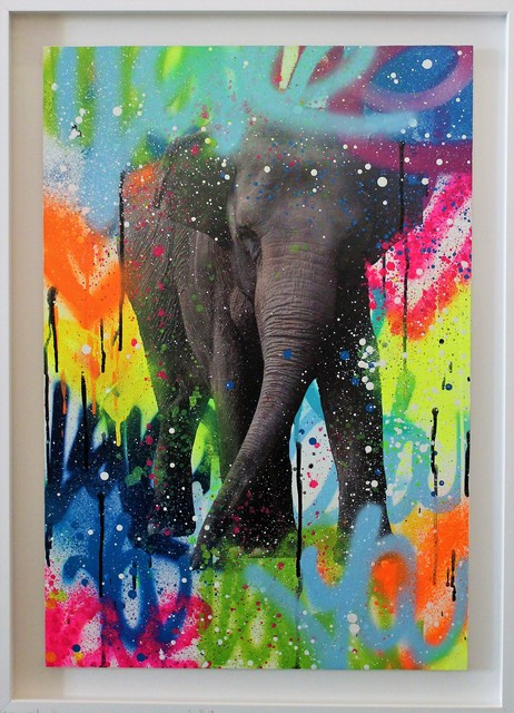 Amber Goldhammer, 'Colorphant', 2018, Ethos Contemporary Art