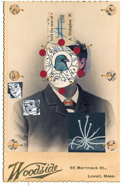 , 'Bird Man,' 2007-2010, Muriel Guépin Gallery