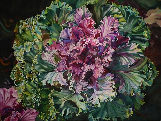 , 'Krazy Kale,' 2016, Bernay Fine Art