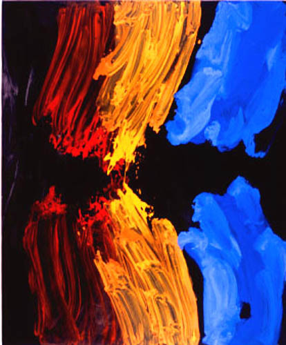 , 'Rupture of Time,' 2001, October Gallery