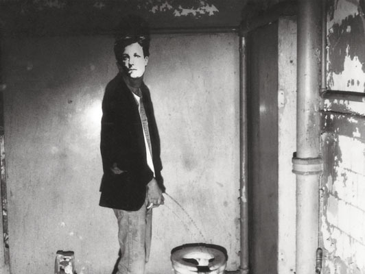 , 'Arthur Rimbaud in New York (from a series of 44),' 1978-1979, Centre for Fine Arts (BOZAR)