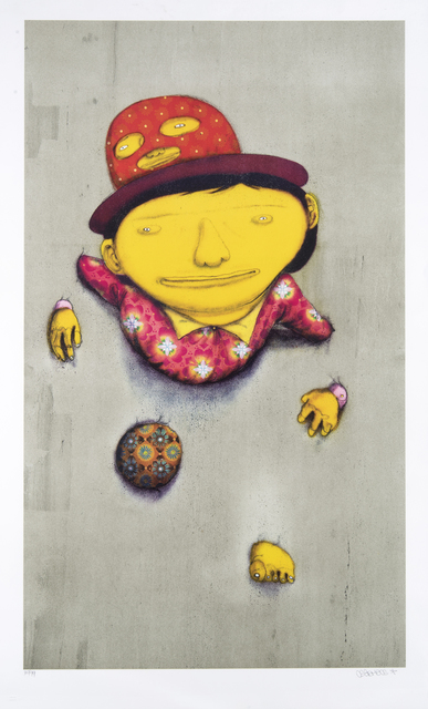 Os Gemeos, 'The Other Side', 2015, Tate Ward Auctions