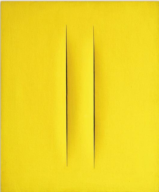 , 'Concetto Spaziale Attese,' , Opera Gallery