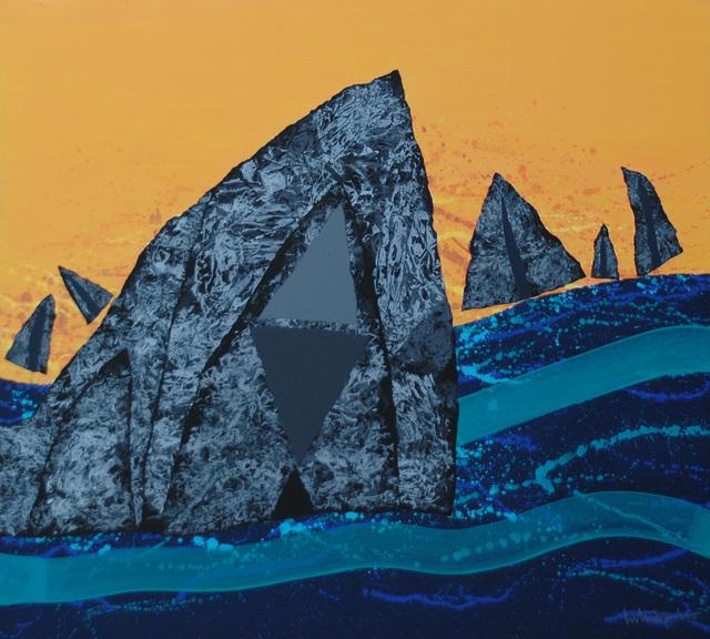 , 'Between the Waves III,' 2010, Museum of Modern Art Dubrovnik