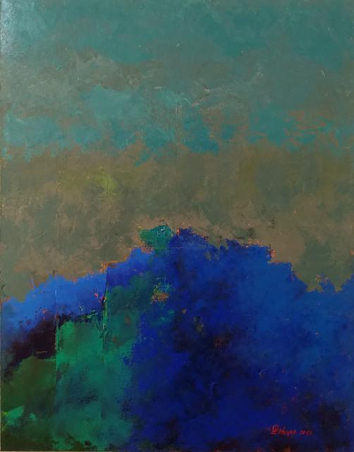 , 'Paisagens Abstratas V,' , Inn Gallery