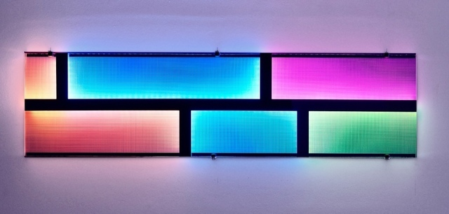 , 'Mobile Electronic Tableaux,' 2013, Ekavart Gallery
