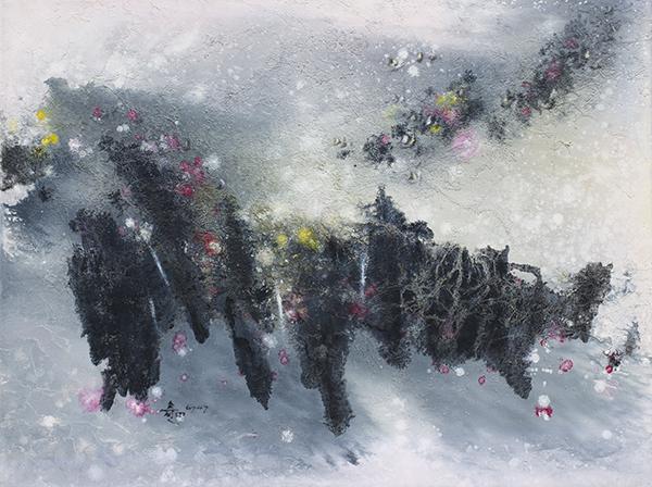 , 'Painting 6747,' 1967, Galerie du Monde