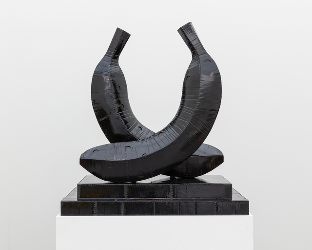 , 'Study for Banana Sculpture No. 24,' 2019, Baert Gallery