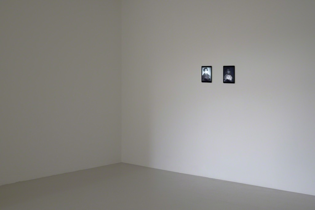'Portraits, Shown on Two Apple iPad Air 2s', 2014, Courtesy team, New York and West, The Hague.