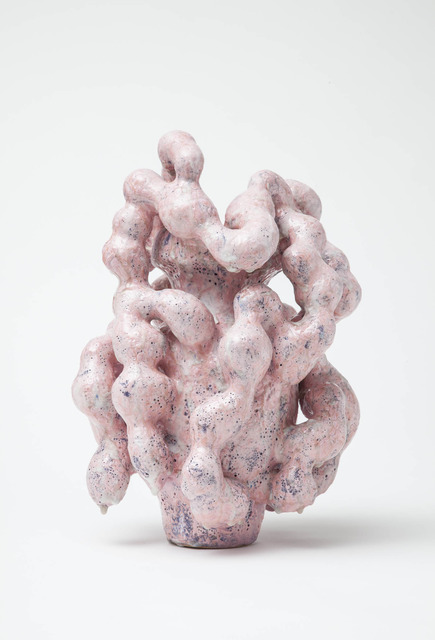 , 'Pale Pink Horror,' 2013, Jason Jacques Gallery