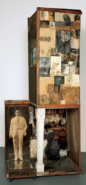 Robert Rauschenberg, 'Untitled', ca. 1954, Robert Rauschenberg Foundation
