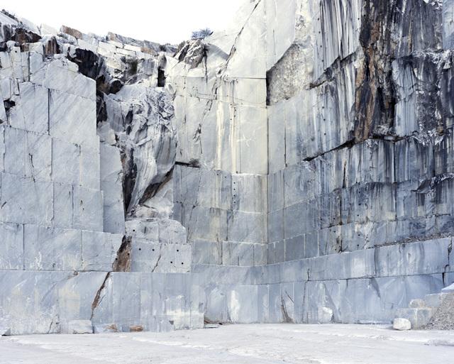, 'Cava di marmo (Carrara, MS) ,' 2016, MLB Home Gallery