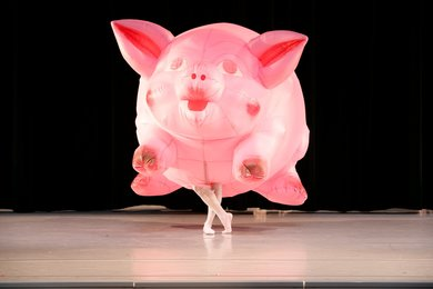 Jeff Koons, 'Inflatable Pig Costume,' 1988-89, Heritage Auctions: Modern & Contemporary Art