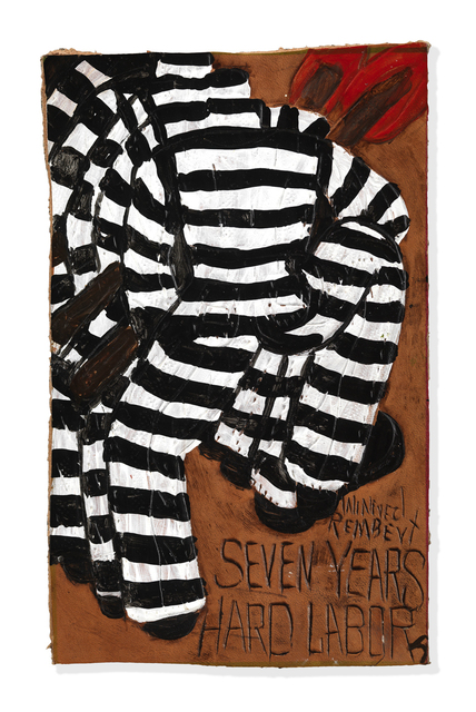 , 'Seven Years,' 2014, Adelson Galleries
