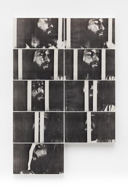 Mario Ramiro, 'Prisioneiro do plano ( Plan prisioner) ', 1979, Zipper Galeria