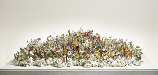 , 'Plantes de Rocaille,' 2011, Galerie Frank Pages