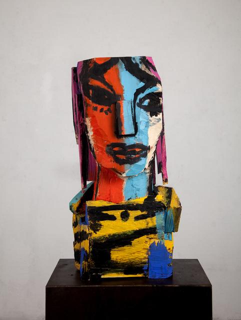 , 'Mujer Enamorada,' 2015, Odon Wagner Gallery