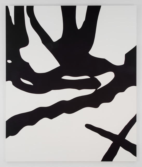 KAWS, 'Untitled (Snoopy black and white)', 2014, Opera Gallery