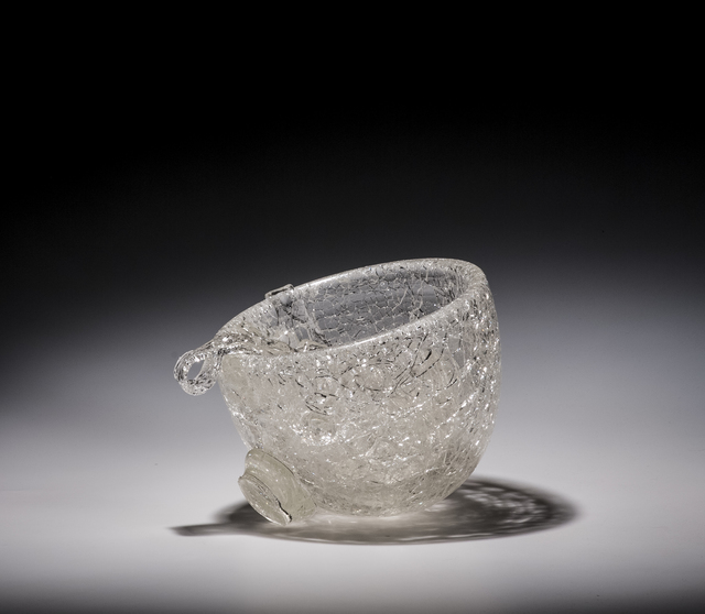 , 'CATCHING GLASS FORMED BY WATER #2,' 2016, Traver Gallery