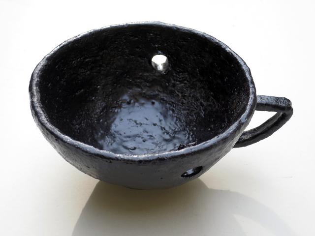 , 'Dead Tea Cup,' 2015, V1 Gallery