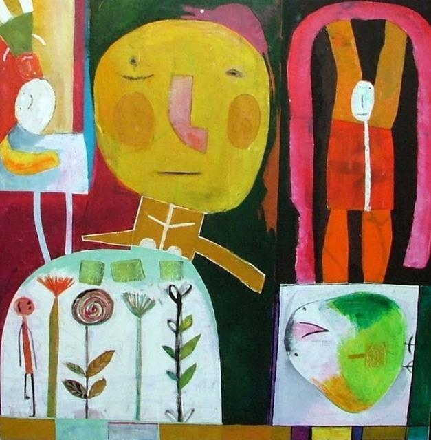 Kamel Berkouk, 'The Indispensable Inner Garden', Contessa Gallery