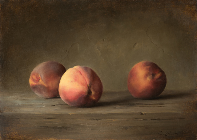 , 'Peaches,' 2018, Zemack Contemporary Art