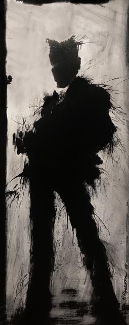 Richard Hambleton, 'Basquiat', 2004, MRG Fine Art