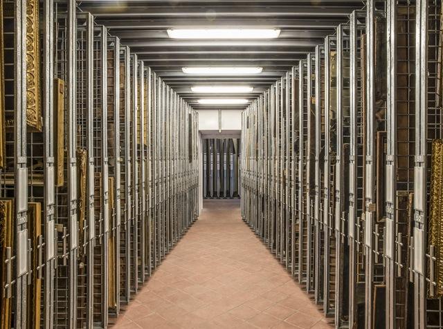 , 'Treasure Rooms of the Museo Nazionale di Capodimonte - Naples,' 2015, Robert Mann Gallery