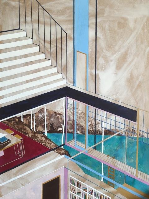 , 'Peak,' 2016, Arusha Gallery