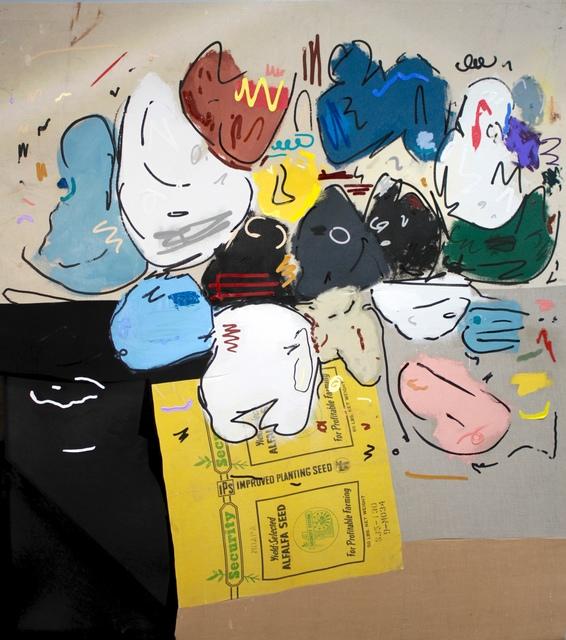 Jonni Cheatwood, 'Gotta Make Room for the Hat, Man', 2017, MAKASIINI CONTEMPORARY