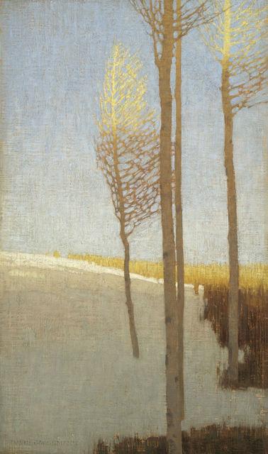 , 'Winter Morning Sunlight,' 2010-2015, Gallery 1261