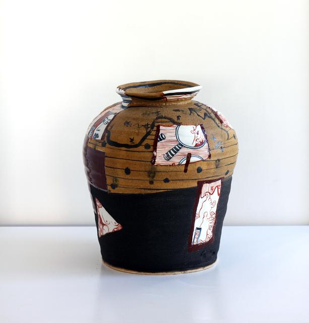 , 'Yobitsugi Style Vase #1,' 2018, Masterworks Gallery
