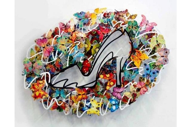 , 'Cinderella,' 2010, Galerie Duret