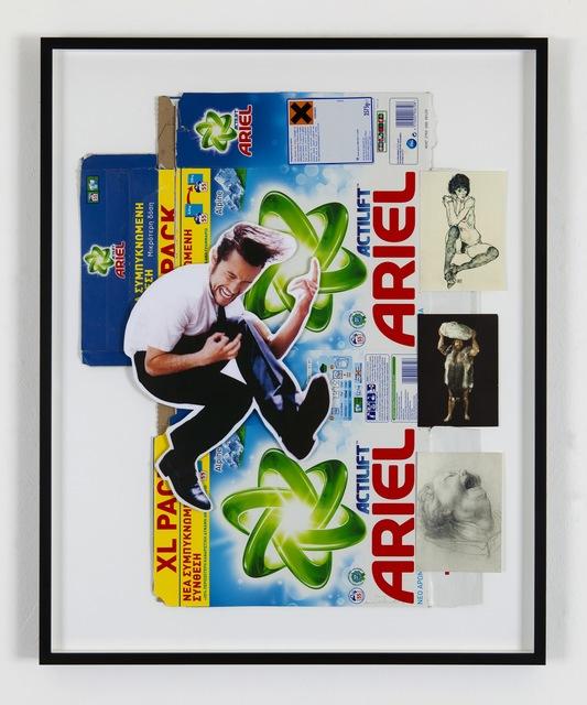 , 'OT, (Ariel),' 2014, Eleni Koroneou