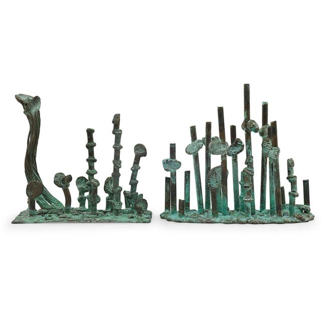 "Klaus Ihlenfeld, 'Berlin Botanical Garden and ""War Memorial,"" Berks County, PA', 2014, Rago/Wright"