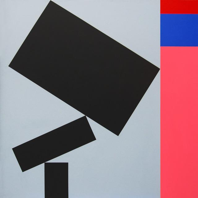 , 'Poised 1,' 2015, David Richard Gallery
