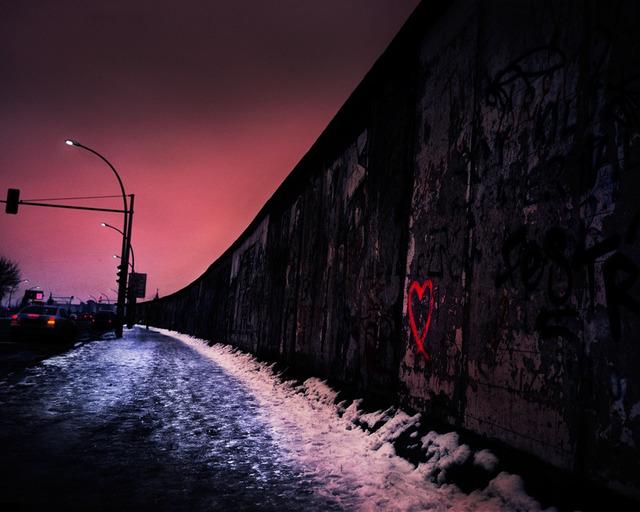 David Drebin, 'The Wall', 2009, Isabella Garrucho Fine Art