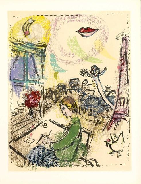 , 'Seul Est Mien (Poèmes, #12),' 1968, Martin Lawrence Galleries