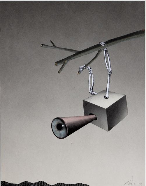 , 'Visionary,' 2013, Foley Gallery