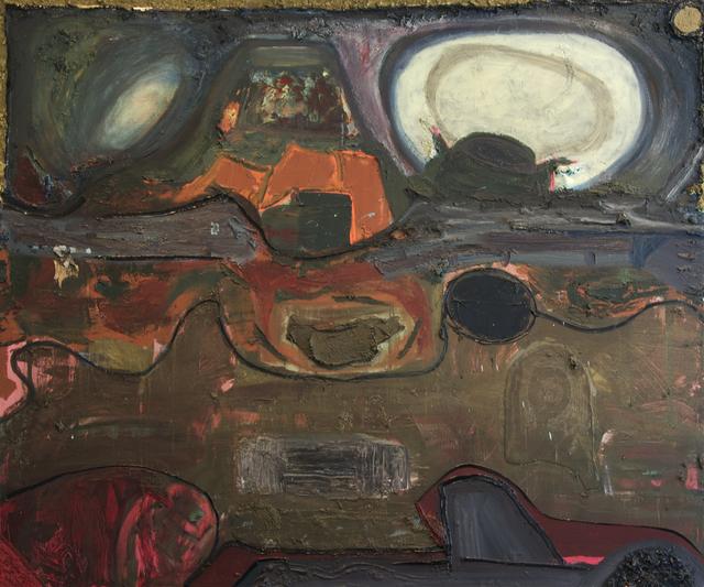 , 'The Midnight Strata ,' 2013, Wilding Cran Gallery